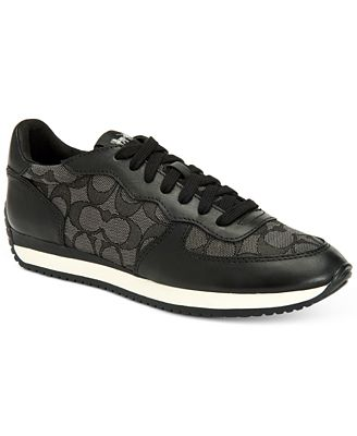 COACH Farah Sig Sneakers