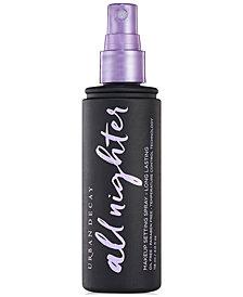 Urban Decay All Nighter Makeup Setting Spray - Long Lasting, 4 oz