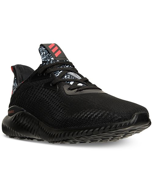 5d7d8037d72eb adidas Men s AlphaBounce Running Sneakers from Finish Line ...