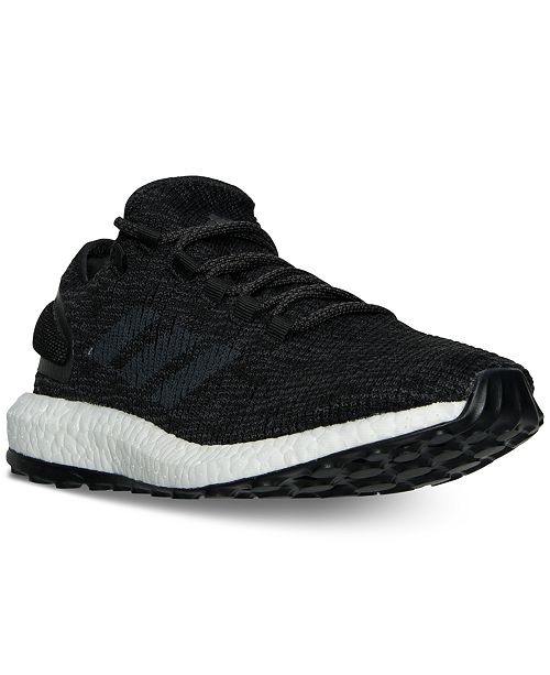 d27d69f461b73 adidas Men s Pure Boost Running Sneakers from Finish Line ...