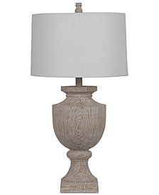 Crestview Avalon Table Lamp