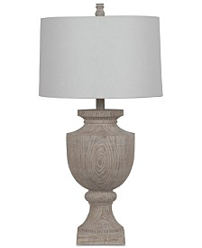 Crestview Avalon Table Lamp