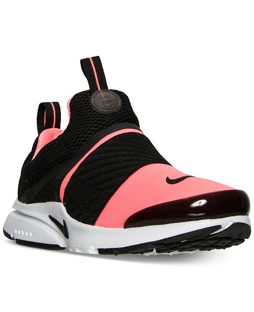 7e35f569a0 Nike Big Girls' Presto Extreme Running Sneakers from Finish Line ...