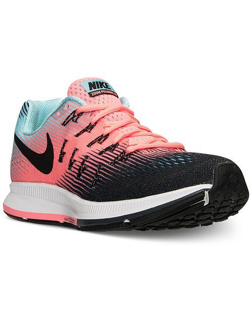 9fac6e70eaf9 ... Nike Women s Air Zoom Pegasus 33 Running Sneakers from Finish ...