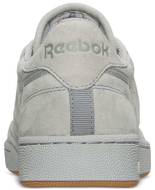 55246af1cd6136 Reebok Men s Club C 85 Casual Sneakers from Finish Line   Reviews ...