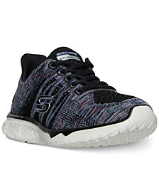 Skechers Women's Studio TR Edgy Training Sneakers from Finish Line