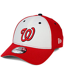 New Era Washington Nationals Core Classic 39THIRTY Cap