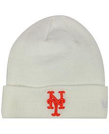 New Era New York Mets Basic Cuffed Knit Hat