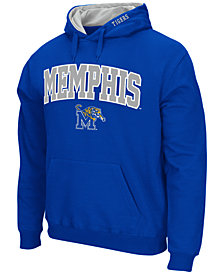 Colosseum Men's Memphis Tigers Arch Logo Hoodie