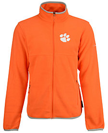 Columbia Men's Clemson Tigers Fuller Ridge Fleece Jacket
