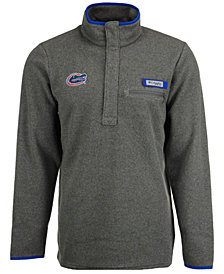 Columbia Men's Florida Gators Harborside Fleece Pullover