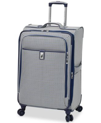 "CLOSEOUT! Oxford Hyperlight 25"" Expandable Spinner Suitcase, Created for Macy's"