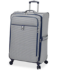 "London Fog Oxford Hyperlite 29"" Expandable Spinner Suitcase, Created for Macy's"