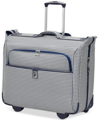 "CLOSEOUT! Oxford Hyperlight 44"" Wheeled Garment Bag, Created for Macy's"
