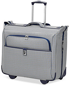 "CLOSEOUT! London Fog Oxford Hyperlight 44"" Wheeled Garment Bag, Created for Macy's"