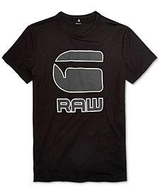 G-Star RAW Men's Cadulor Graphic-Print Cotton T-Shirt