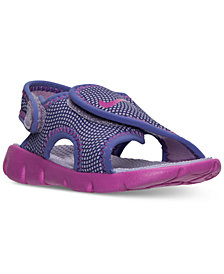 Nike Toddler Girls' Sunray Adjust 4 Sandals from Finish Line
