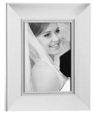 """Picture Frame, Jubilee Pearl 8"""" x 10"""""""