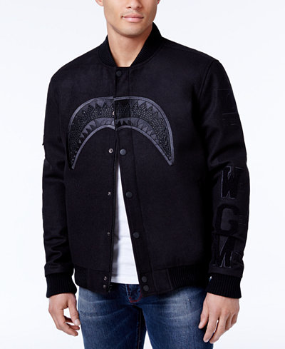 Hudson NYC Varsity Jacket