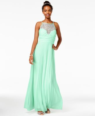Size 8 prom dress measurements