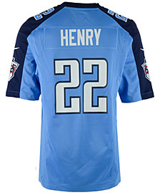 Nike Men's Derrick Henry Tennessee Titans Game Jersey