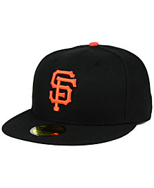 New Era San Francisco Giants MLB Authentic Collection 59FIFTY Cap