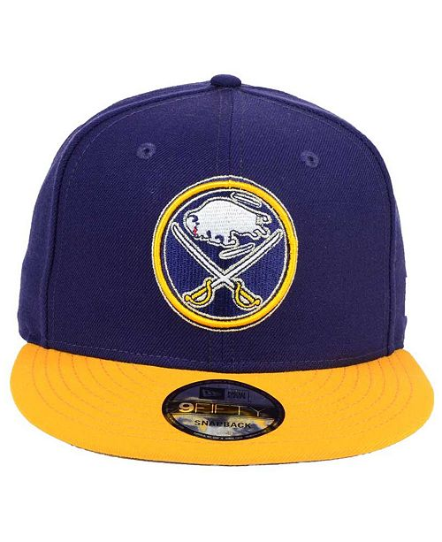 low priced a4042 9f714 ... New Era Buffalo Sabres All Day 2T 9FIFTY Snapback Cap ...