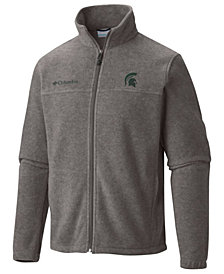 Columbia Men's Michigan State Spartans Flanker Full-Zip Jacket