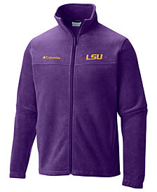 Columbia Men's LSU Tigers Flanker Full-Zip Jacket