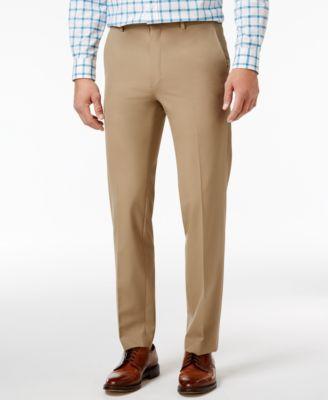 Mens Slim Fit Dress Pants jC0gKzKC