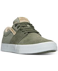 Supra Men's Stacks Vulc II Casual Sneakers from Finish Line