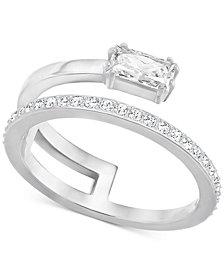 Swarovski Crystal Pavé Ring