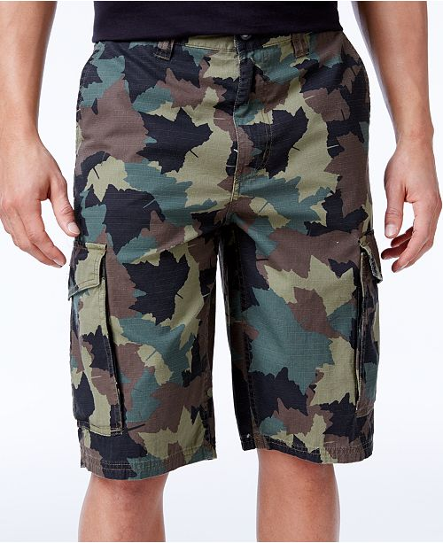 4fe4bdb7c4f11 LRG Men's Rip Stop Cargo Shorts & Reviews - Shorts - Men - Macy's
