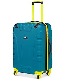 "CLOSEOUT! High Sierra Braddock 24"" Hardside Spinner Suitcase, Created for Macy's"