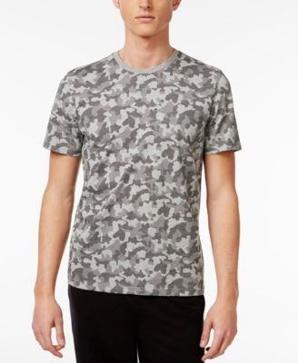 Men's Camo-Print Cotton T-Shirt, Created for Macy's