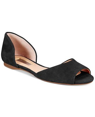 Shop for peep toe flats at dolcehouse.ml Free Shipping. Free Returns. All the time.