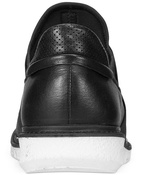 Kenneth Cole New York Men S Broad Scale Slip On Sneakers
