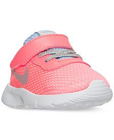Nike Girls' Toddler Tanjun SE Casual Sneakers from Finish Line
