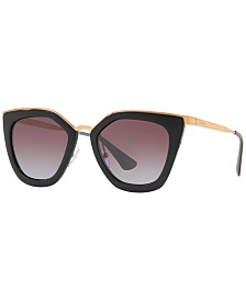 Prada Polarized Sunglasses , PR 53SS CINEMA