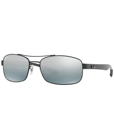 Ray-Ban Sunglasses, RB8318CH 62