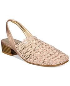 Karen Scott Carolton Slingback Sandals, Created For Macy's