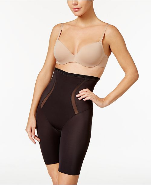 248fa5aa5d48a ... Maidenform Women s Firm Foundations High-Waisted Thigh Slimmer ...