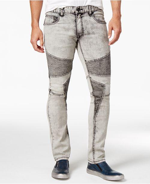 6ac2cb0c6523 ... INC International Concepts I.N.C. Men rsquo s Moto Stretch Skinny Jeans