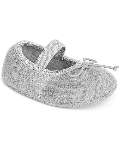 05d4fcb44 First Impressions Cotton Ballet Flats