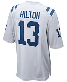 Nike Men's T.Y. Hilton Indianapolis Colts Game Jersey