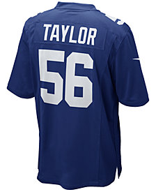 Nike Men's Lawrence Taylor New York Giants Retired Game Jersey