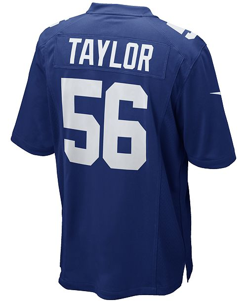 huge selection of 2f164 a3f48 Men's Lawrence Taylor New York Giants Retired Game Jersey