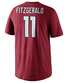Nike Larry Fitzgerald Arizona Cardinals Pride Name and Number T-Shirt, Big Boys