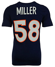 Nike Von Miller Denver Broncos Pride Name and Number T-Shirt, Big Boys (8-20)