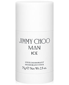 Jimmy Choo Man Ice Deodorant Stick, 2.5 oz